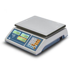 """M-ER 322 AC-15.2 """"Ibby"""" LCD - торговые настольные весы"""