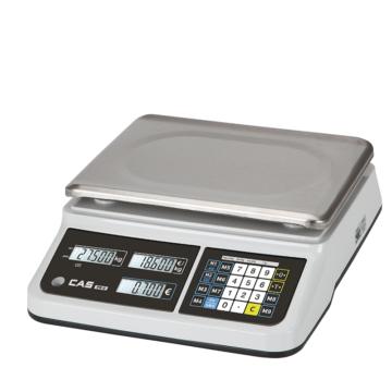 Весы торговые электронные CAS PR-6B (LCD, II)