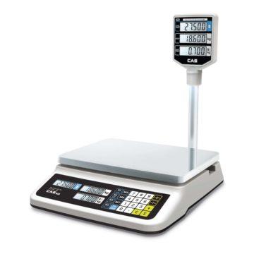 Весы торговые электронные CAS PR-6P (LCD, II)