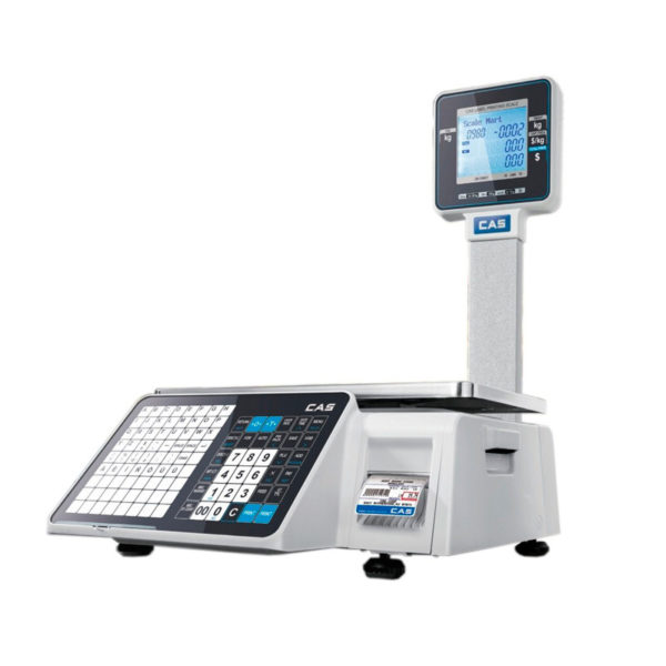 Торговые весы с печатью CL3000J