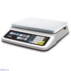 Торговые электронные весы CAS PR-15B (LCD.II)